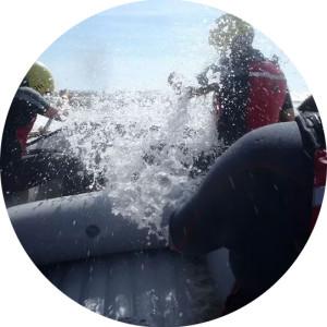 RaftActie