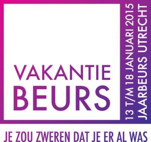 VNU Vakantiebeurs Logo Exposanten 2015 NL